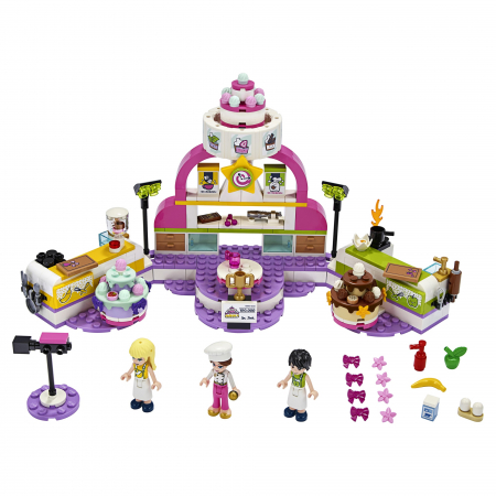 41393 LEGO® Friends: Concurs de cofetari  [1]