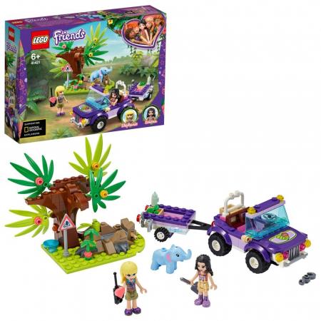 41421 LEGO® Friends: Salvarea puiului de elefant [1]