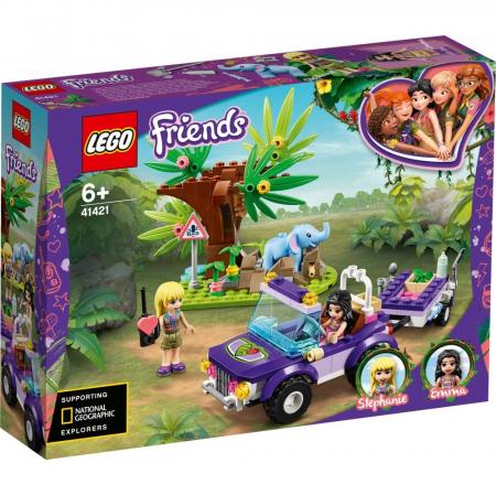 41421 LEGO® Friends: Salvarea puiului de elefant [0]