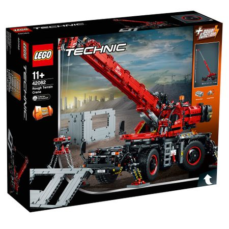 LEGO® Technic Macara pentru teren dificil 420820
