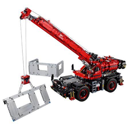 LEGO® Technic Macara pentru teren dificil 420821