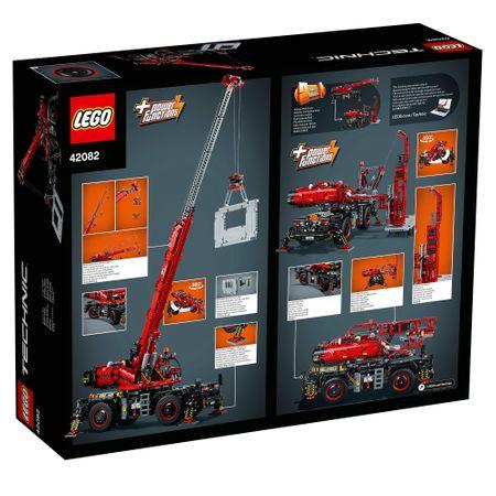 LEGO® Technic Macara pentru teren dificil 420822