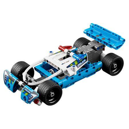LEGO® Technic: Urmărirea poliției 42091 4