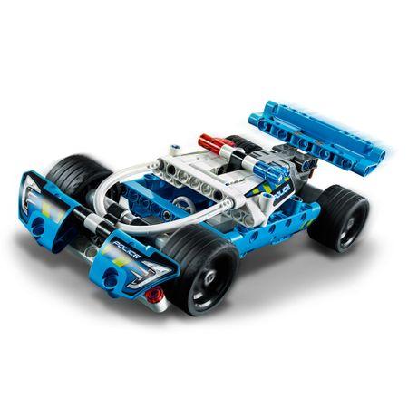 LEGO® Technic: Urmărirea poliției 42091 1