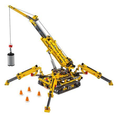 42097 LEGO® Technic: Tractor compact pe șenile (42097)2