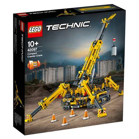 42097 LEGO® Technic: Tractor compact pe șenile (42097)0