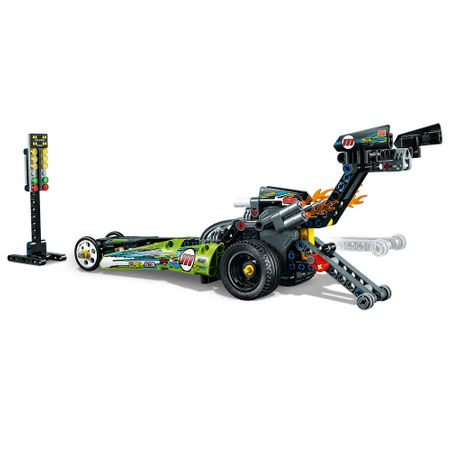 LEGO® Technic: Dragster 421033