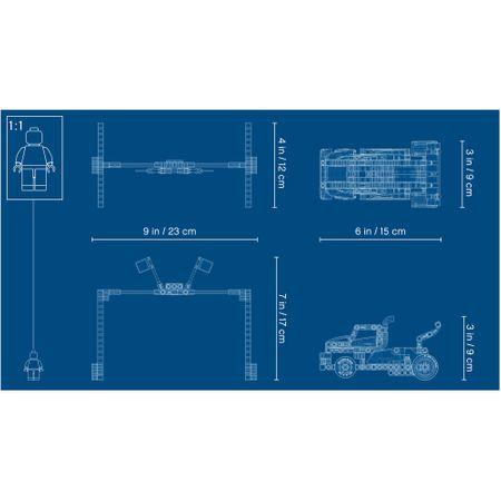 LEGO® Technic: Camion de curse 421041