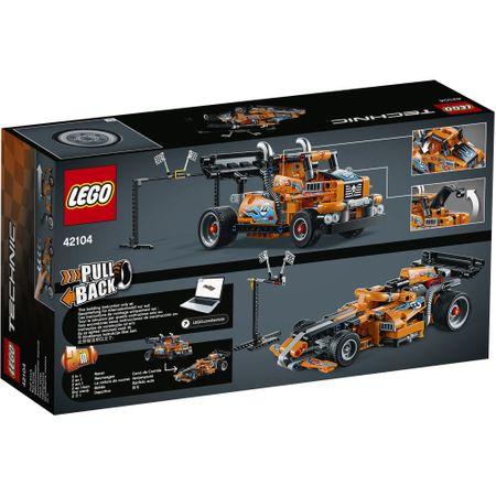 LEGO® Technic: Camion de curse 421046