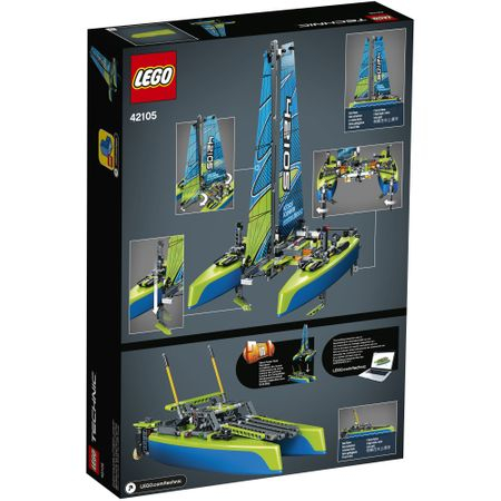 LEGO® Technic: Catamaran  421056