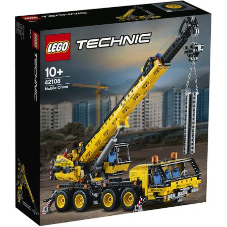 LEGO® Technic: Macara mobila 421080