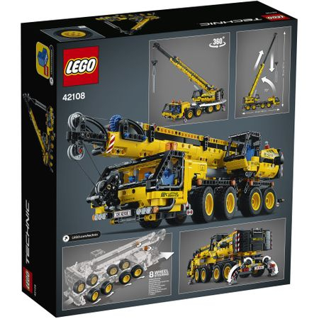 LEGO® Technic: Macara mobila 421086