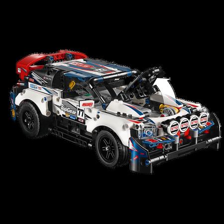 LEGO® Technic: Masina de raliuri Top Gear Teleghidata 42109 [3]