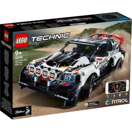 LEGO® Technic: Masina de raliuri Top Gear Teleghidata 42109 [0]