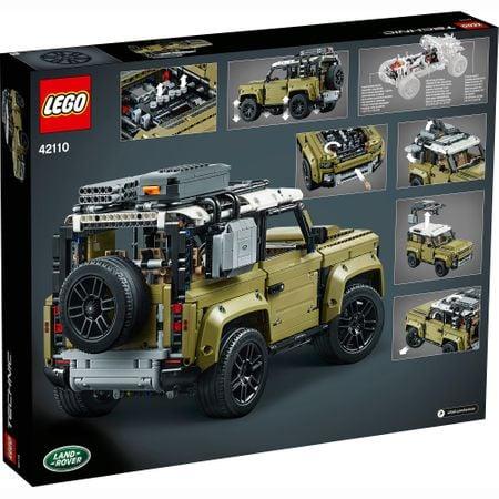 LEGO® Technic: Land Rover Defender 421107