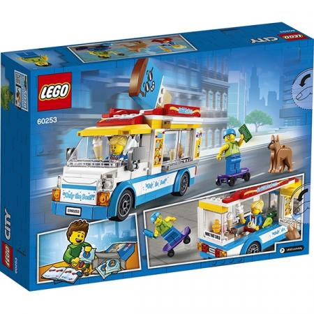 60253 LEGO® City: Furgoneta cu inghetata 1