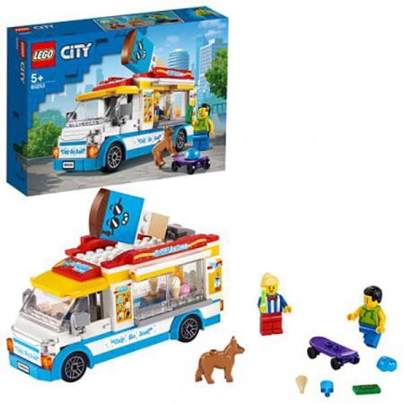 60253 LEGO® City: Furgoneta cu inghetata 2