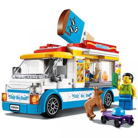 60253 LEGO® City: Furgoneta cu inghetata 3