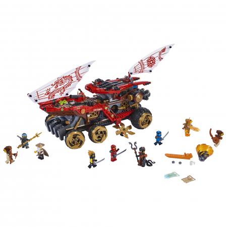 70677 LEGO® NINJAGO®: Bounty de teren1