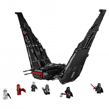 75256 LEGO® Star Wars TM: Kylo Ren's Shuttle™ [1]