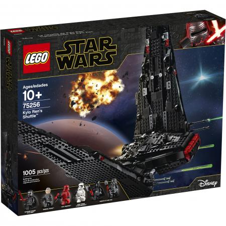 75256 LEGO® Star Wars TM: Kylo Ren's Shuttle™ [0]