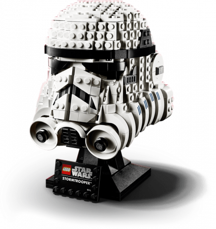 75276 LEGO® Star Wars™: Casca de Stormtrooper  [1]