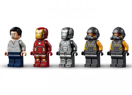 76167 LEGO® Super Heroes: Arsenalul lui Iron Man 5