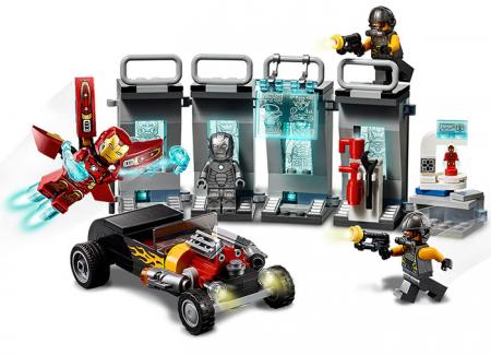 76167 LEGO® Super Heroes: Arsenalul lui Iron Man 7