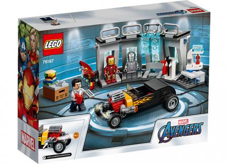76167 LEGO® Super Heroes: Arsenalul lui Iron Man 1