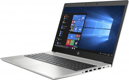 """HP ProBook 450 G7 Notebook Silver 39.6 cm (15.6"""") 1920 x 1080 pixels 10th gen Intel® Core™ i7 16 GB DDR4-SDRAM 1512 GB HDD+SSD NVIDIA® GeForce® MX250 Wi-Fi 6 (802.11ax) Windows 10 Pro [1]"""