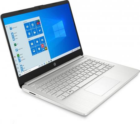 "Laptop HP, 14"", i3 1005G1 (pana la 3.4 GHz), 16 GB DDR4, 512 GB SSD, Windows 10 Home, Silver [3]"