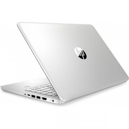 "Laptop HP, 14"", i3 1005G1 (pana la 3.4 GHz), 16 GB DDR4, 512 GB SSD, Windows 10 Home, Silver [2]"
