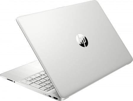 "Laptop HP, 15.6"", AMD Ryzen 5 5500U (pana la 4 GHz), 8 GB DDR4, 512 GB SSD, Free Dos, Silver [4]"