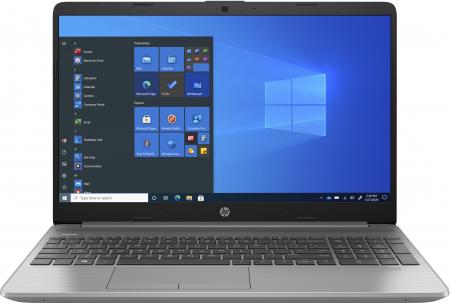 "Laptop HP 250 G8, 15.6"", Intel® Core™ i5 1035G1 (pana la 3.6 GHz), 8 GB DDR4, 512 GB SSD, Windows 10 Home, Silver [0]"