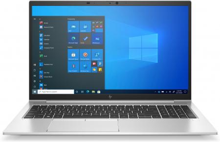 "Laptop HP EliteBook 850 G8, 15.6"" Full HD, i5 1135G7 (pana 4.2 GHz), 16 GB RAM, 512 GB SSD, Windows 10 Pro, Silver [0]"