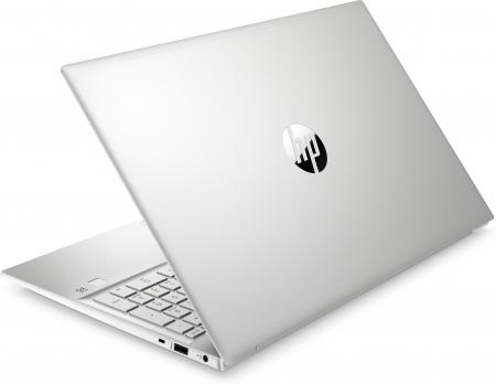 """Laptop HP Pavilion, 15.6"""", AMD Ryzen 5 4500U (pana la 4 GHz), 8 GB DDR4, 512 GB SSD, Wndows 10 Home, Silver [4]"""