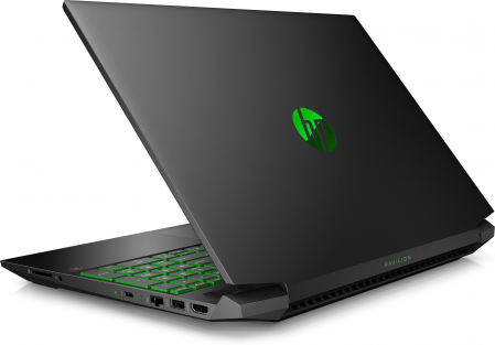 "Laptop HP Pavilion, 15.6"" Full HD, Ryzen 5 5600H (pana la 4.2 GHz), 8 GB RAM, 512 GB SSD, NVIDIA® GeForce RTX™ 3050 Ti 4GB, Windows 10 Home, Black [4]"