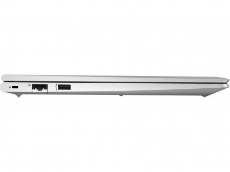 """Laptop HP ProBook 450 G8, 15.6"""" Full HD, i7 1165G7 (pana la 4.7 GHz), 8 GB RAM, 256 GB SSD, NVIDIA® GeForce MX450 2GB, Windows 10 Pro, Silver [5]"""