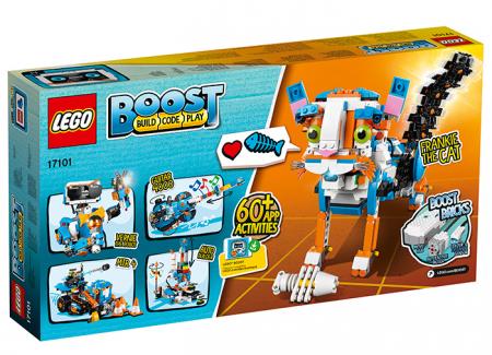 LEGO® BOOST Cutie creativa de unelte 171011