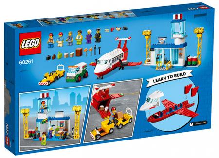 LEGO® City: Aeroport central 60261 [1]