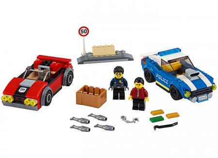 LEGO® City: Arest pe autostrada 60242 [0]