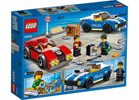LEGO® City: Arest pe autostrada 60242 [1]