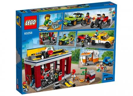 LEGO® City: Atelier de tuning 602581