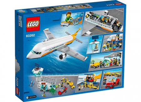 LEGO® City: Avion de pasageri 60262 [1]