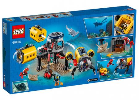 LEGO® City: Baza de explorare a oceanului 60265 [1]