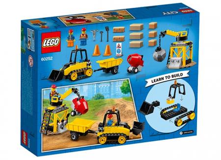 LEGO® City: Buldozer pentru constructii 602521