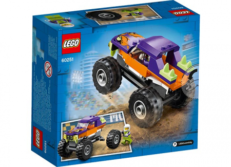 LEGO® City: Camion gigant 60251 [1]