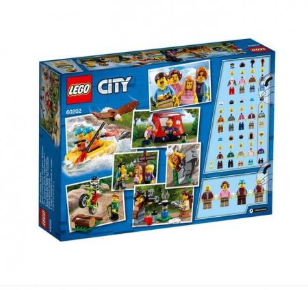 Lego City  Comunitatea Orasului - Aventuri 602029