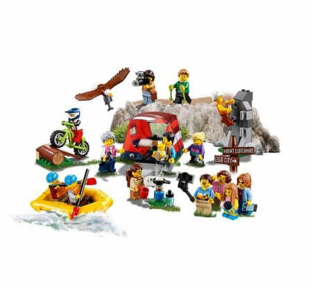 Lego City  Comunitatea Orasului - Aventuri 602023