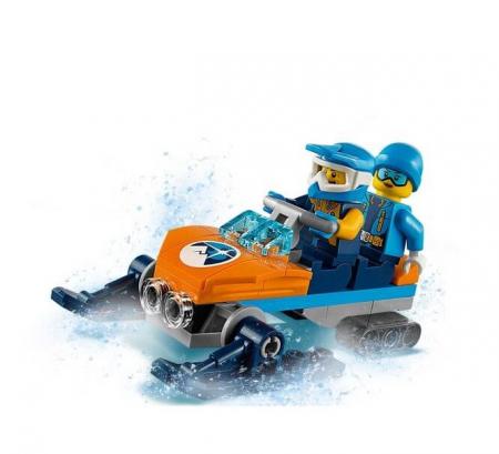 Lego City  Echipa arctica de explorare 6019110